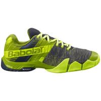 Chaussures Homme Baskets basses Babolat Chaussures Padel da Padel Movea Homme - Vert Vert