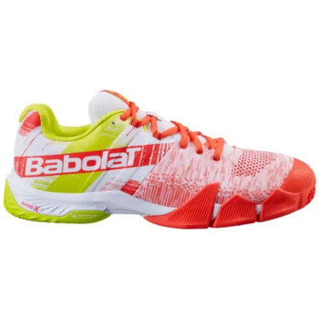 Chaussures Homme Tennis Babolat Chaussures Padel da Padel Movea Homme - Rouge Rouge