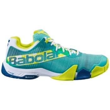Chaussures Homme Tennis Babolat Baskets Jet Premura Homme - Vert Vert