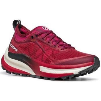 Chaussures Femme Running / trail Scarpa Baskets Golden Gate ATR Femme - Rouge Rouge