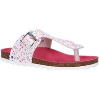 Chaussures Fille Tongs Kickers 784464-30 SUMMERIZA Blanco