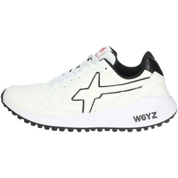 Chaussures Homme Baskets basses W6yz 0012015183.05. Blanc