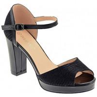 Chaussures Femme Sandales et Nu-pieds Nobrand ART 199 Talons-Hauts Multicolore
