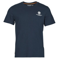 Vêtements Homme T-shirts manches courtes Timberland CC ST TEE Marine