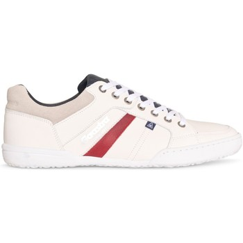 Chaussures Homme Baskets basses Gaastra Milan Wit/Rood Blanc