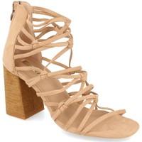 Chaussures Femme Sandales et Nu-pieds Buonarotti 1HC-0066 Rosa