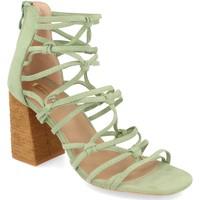 Chaussures Femme Sandales et Nu-pieds Buonarotti 1HC-0066 Verde