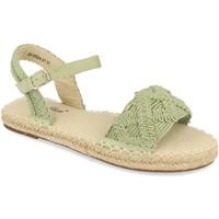 Chaussures Femme Sandales et Nu-pieds Milaya 2S25 Verde