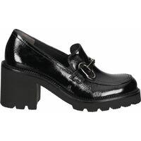 Chaussures Femme Mocassins Paul Green Escarpins Schwarz Lack