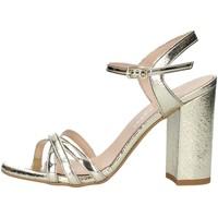 Chaussures Femme Sandales et Nu-pieds Via Della Spiga 312 SANDALS femme OR OR