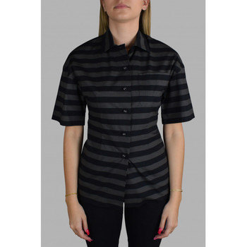 Vêtements Femme Chemises / Chemisiers Prada Chemise Noir