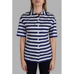 Vêtements Femme Chemises / Chemisiers Prada  Blanc
