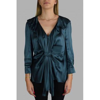 Vêtements Femme Tops / Blouses Prada Haut Vert