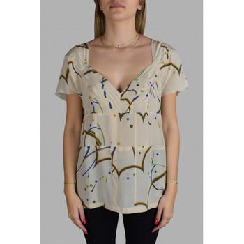 Vêtements Femme Tops / Blouses Prada Haut Beige