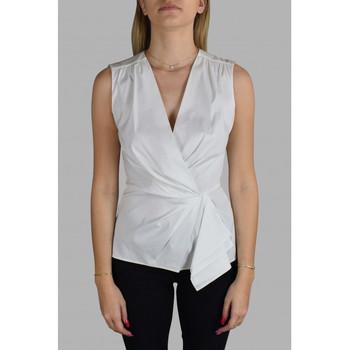 Vêtements Femme Tops / Blouses Prada Haut Blanc