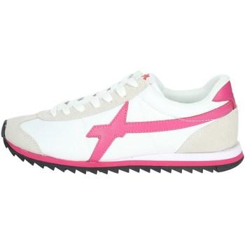 Chaussures Femme Baskets basses W6yz 0012014540.01. Blanc/Fuchsia