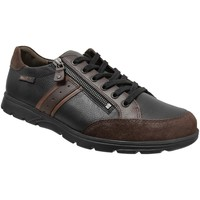 Chaussures Homme Derbies Mobils By Mephisto KRISTOF Marron cuir