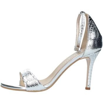 Chaussures Femme Sandales et Nu-pieds Via Della Spiga 225 SANDALS femme ARGENT ARGENT