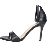 Chaussures Femme Sandales et Nu-pieds Via Della Spiga 225 SANDALS femme NOIR NOIR