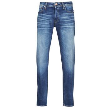 Vêtements Homme Jeans slim Jack & Jones JJIMIKE Bleu medium