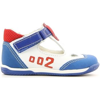 Chaussures Enfant Sandales et Nu-pieds Crazy MK0118A6E.W Bleu