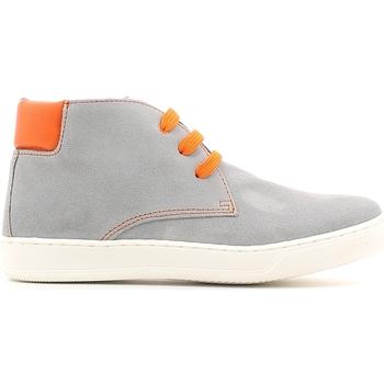 Chaussures Enfant Boots Crazy MK6052F6E.W Gris