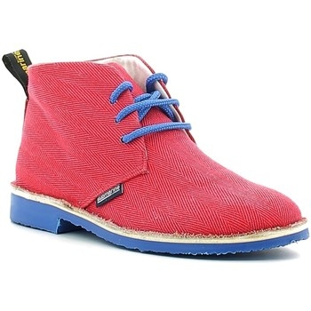 Chaussures Enfant Boots Submariine London SMLK610030 Rouge