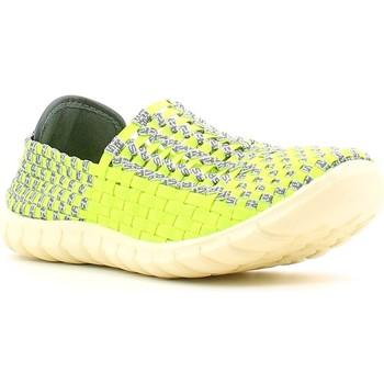 Chaussures Femme Slip ons Rock Spring 870016 Jaune