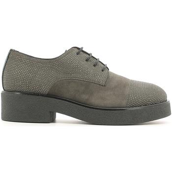 Chaussures Femme Derbies Mally 5532 Gris