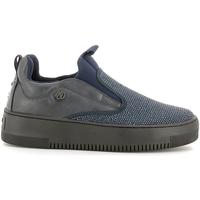 Chaussures Femme Slip ons Wrangler WL162640 Bleu