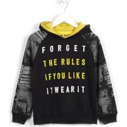 Vêtements Enfant Sweats Losan 623 6003AA Noir
