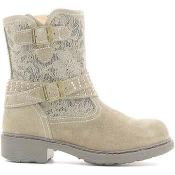 Chaussures Enfant Boots NeroGiardini A631951F Beige