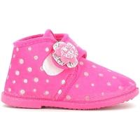 Chaussures Enfant Chaussons Lulu LI220001S Rose