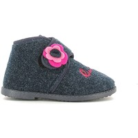 Chaussures Enfant Chaussons Lulu LI230001S Noir