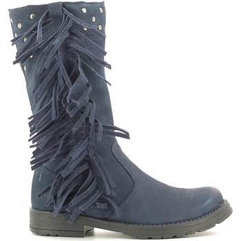 Chaussures Enfant Boots Holalà HL120012L Bleu