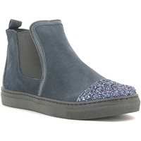 Chaussures Fille Boots Holalà HS050009L Bleu
