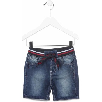 Vêtements Enfant Shorts / Bermudas Losan 815-6007AC Bleu