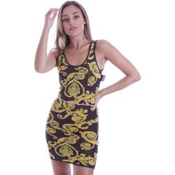 Vêtements Femme Robes courtes Versace B4HVB81050414KA9 Noir