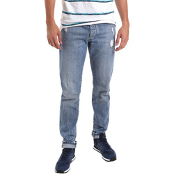 Vêtements Homme Jeans slim Sseinse PJE625SS Bleu