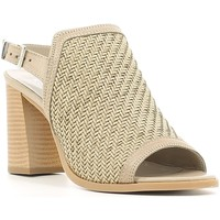 Chaussures Femme Sandales et Nu-pieds Keys 5427 Beige