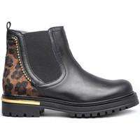 Chaussures Enfant Boots NeroGiardini I031766F Noir