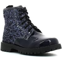 Chaussures Enfant Boots Grunland PP0154 Bleu