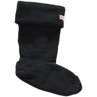 Accessoires Enfant Chaussettes Hunter Kids Black Fleece Welly Socks Hunter_112A