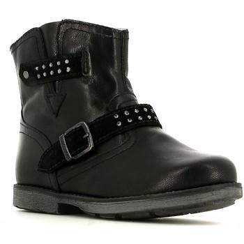 Chaussures Enfant Boots NeroGiardini A521250F Noir