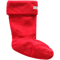 Accessoires Enfant Chaussettes Hunter Kids Red Fleece Welly Socks Hunter_115A