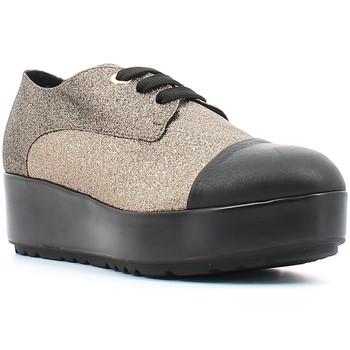 Chaussures Femme Derbies Byblos Blu 6MBSMA Noir
