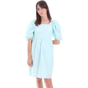 Vêtements Femme Robes courtes Fracomina F321SD1004W40001 Bleu