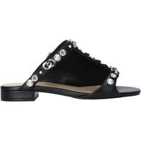 Chaussures Femme Mules Apepazza S0PETIT09/LEA Noir