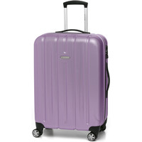 Sacs Valises Rigides Roncato Valise rigide trolley moyen  Kinetic ref_ron35240 Lila