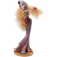 Maison & Déco Statuettes et figurines 101 Dalmatians Statuette décorative Disney  Cruella d'enfer Violet